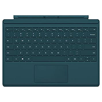 amazon microsoft surface pro 4 type cover teal us version