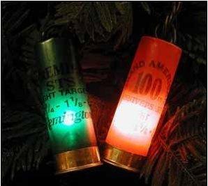Shotgun Shell Christmas Lights (100 Light ()
