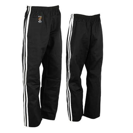 130 Extiff Pantaloni Full Contact Boxing Kick Boxing Sport Combat 100/% Cotone