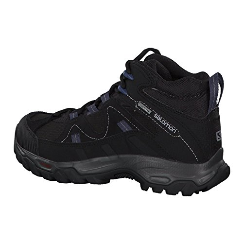 Salomon black W crown Meadow Gtx Blue Phantom Mid FqvrXF