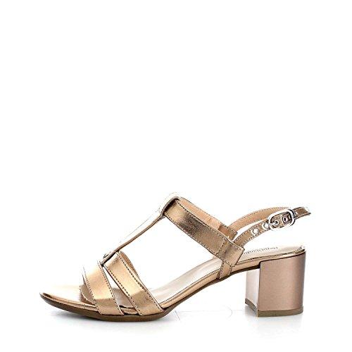 Nero Giardini - Sandalias de vestir para mujer dorado