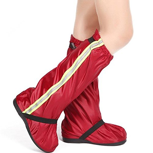 Bazaar Cycling Hiking Outdoor Waterproof Rain Boots Shoes Cover Big Bazaar