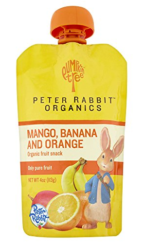 orange banana baby food - 3