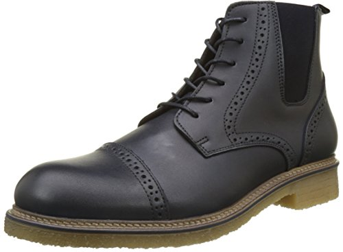 Tommy Hilfiger 2a B2285arrett Bottines Gris Chelsea Midnight Homme rrZSwFdq