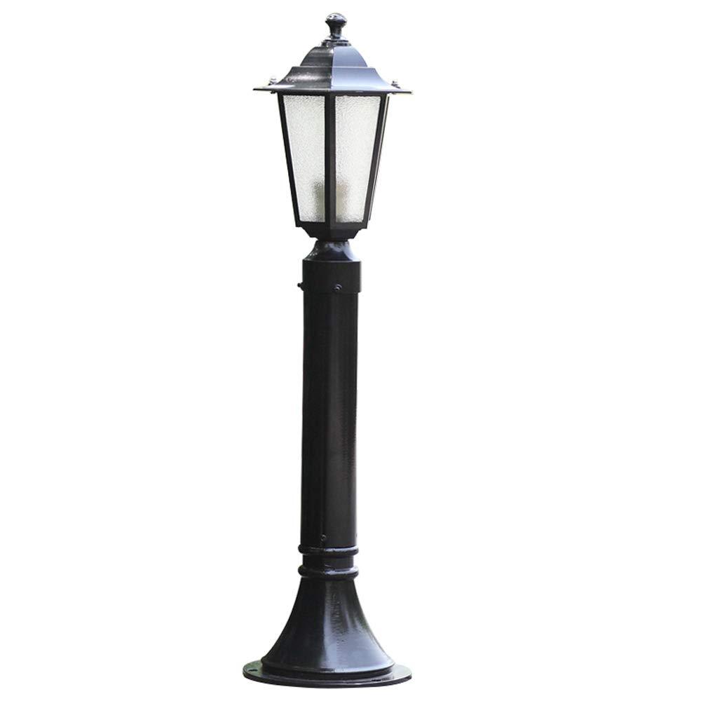 Pointhx Lampe Jardin Lumière Européen Patio De Extérieure Rétro g7ybf6Y