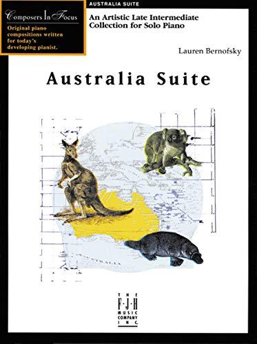 - FJH1218 - Australia Suite - Composers in Focus