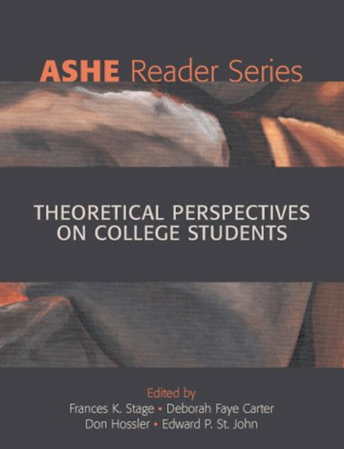 Theoretical Perspectives on College Students (2nd Edition)