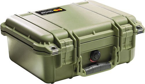 1400 - Case 11.81X8.87X5.18In Od No Fm Pelican 1400 Protector Case
