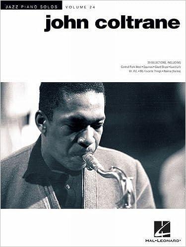 Download gratuiti per ebook John Coltrane: Jazz Piano Solos Series