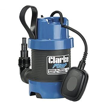 Advanced CLARKE INTERNATIONAL - eléctrico 170 L/min bomba de agua sumergible con interruptor de flotador [ap2938] (ecoepitome® embalaje): Amazon.es: ...