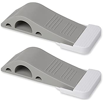 door stopper 2 pack set bonus holders u0026 ebook sofihome premium heavy duty