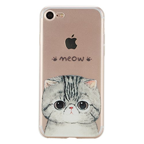 custodia iphone 7 gatto