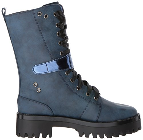 Kenny Azul Combat Women's Loves Boot Penny Nomad SZ4gqxB