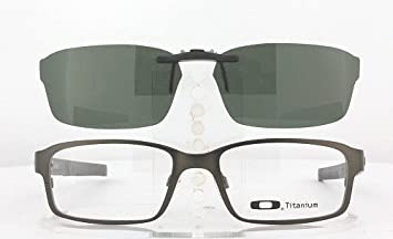 4211f973b20 OAKLEY DERINGER-OX5066-52X18 CLIP-ON (Frame NOT Included)  Amazon.co ...