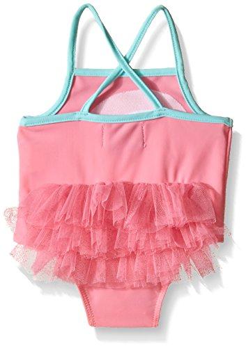 e907ea40b2 Mud Pie Baby Mermaid Swimsuit, Multi, 12-18 Months - Import It All