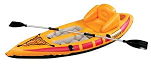 Coleman 1-Person Sit-On-Top Touring Kayak with Paddle