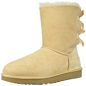 UGG Bailey Bow II Winter Leather Boot for Women