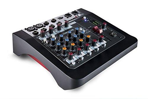 Allen & Heath ZEDi-8 Hybrid Compact Mixer/USB Interface