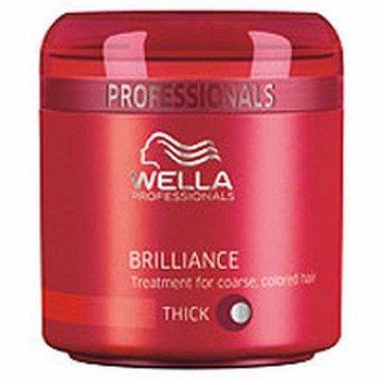 Wella Brilliance Treatment Mask 500ml Fine/normal