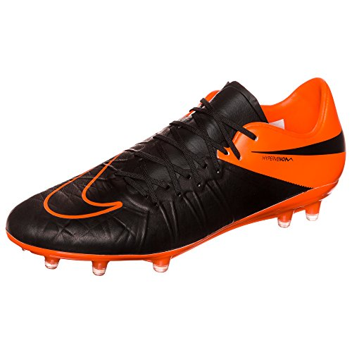Leather Mehrfarbig BLACK BLACK FG Phinish Nike Einheitsgröße BLACK Hypervenom Fußballschuhe Herren Z6fqzYt