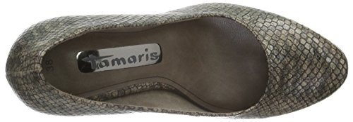 Struct Femme 370 22426 Tamaris Pepper Escarpins Marron Ow7nSAW0qC