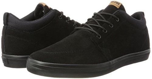 Globe Gs Chukka Heren Sneakers Zwart Zwart