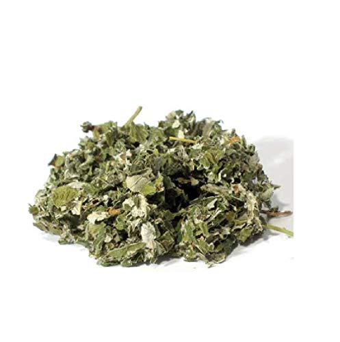 CircuitOffice 2Oz Raspberry Leaf Cut (Rubus Idaeus) for Protection, Love, Spells, Rituals, Wicca, Pagan, Luck, Healing, Metaphysical ()