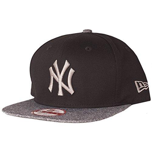 New Era 9Fifty Snapback Cap - JERSEY VISOR New York Yankees - M/L