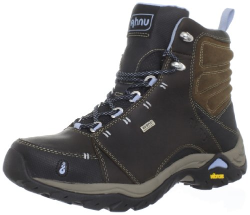 Ahnu Women's Montara Boot Hiking Boot,Smokey Brown,9.5 M US by Ahnu