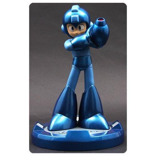 Mega Man 25th Anniversary Statue