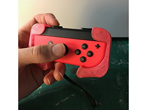 3D Printed Joy-Con Grips - Nintendo Switch Printed By 3D Cauldron