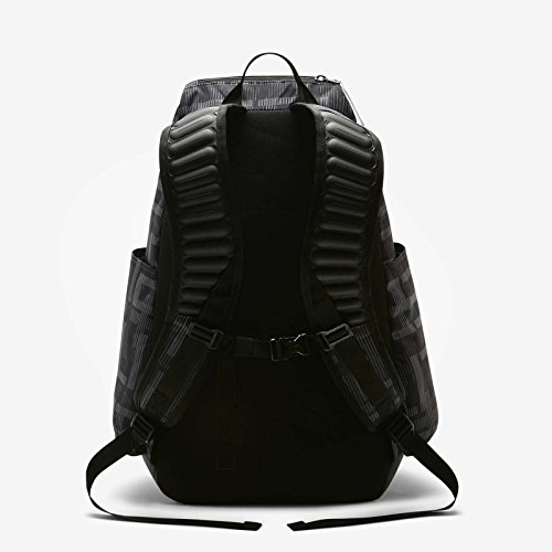 0d7782430a8 Nike Hoops Elite Max Air Team 2.0 Graphic Basketball Backpack Black/White  by NIKE (