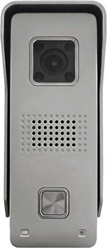 Türstation / Gegensprechanlage mit Videoübertragung per W-Lan auf Smartphone