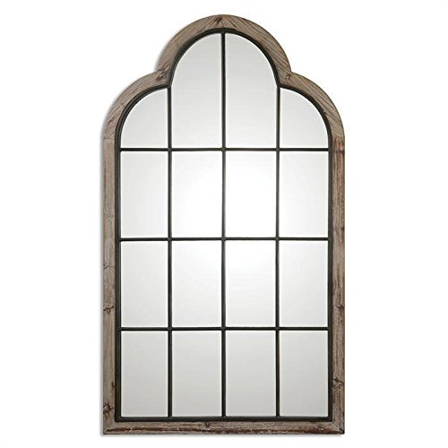 Uttermost 09524 Gavorrano Oversized Arch Mirror NEW by Home Buddy