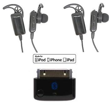 KOKKIA i10_plus_2i10sTwins: multi-música en Tiny i10 Bluetooth iPod transmisor para iPod/iPhone