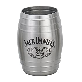 Jack Daniels Medium Barrel Shot Glass