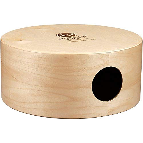 Latin Percussion Americana Series 12″ 2-Sided Snare Cajon – LP1412S1