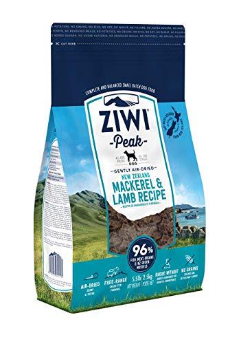 ZIWI Ziwi Peak Air-Dried Mackerel & Lamb Recipe Dog (5.5lb)