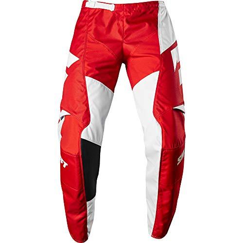 2018 Shift White Label Ninety Seven Pants-Red-36 ()