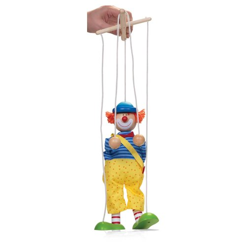 Tobar Clown Marionette 21090