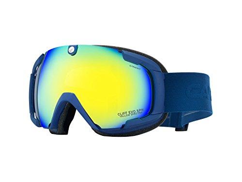 Carrera Masque de ski Cliff Evo SP/US, Blue Tapis, m004085mv99tl