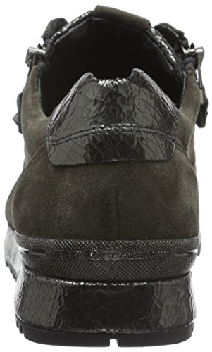 Sneaker Grigio (fumo / Grigio Suola Grigia 216) Sneaker Kennel And Schmenger Shoe Manufactory Ladies Runner-41-18220