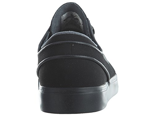 Nike Zoom Stefan Janoski, Zapatillas de Skateboarding para Niños, Negro / Negro (Black / Anthracite), 37 1/2 EU