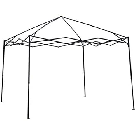 Ozark Trail Instant 12u0027 x 12u0027 Straight Leg Canopy / Gazebo Replacement Frame  sc 1 st  Amazon.com : 12 x 12 canopy replacement - memphite.com