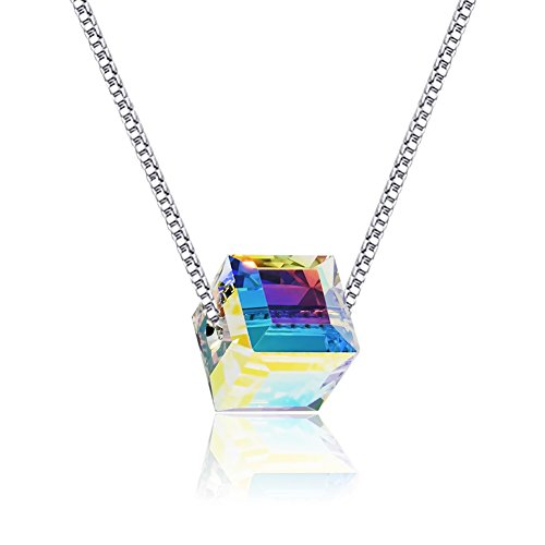 cat-eye-jewels-s925-sterling-silver-inlay-sugar-color-austria-cube-square-swarovski-crystal-necklace