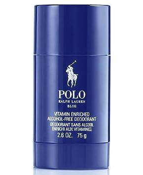 Polo Azul para Hombre 78 ml Desodorante Stick: Amazon.es: Belleza