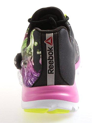 Reebok V66724 Zapatillas Deportivas Correr Bomba Tecnología ZPump Fusion Splash