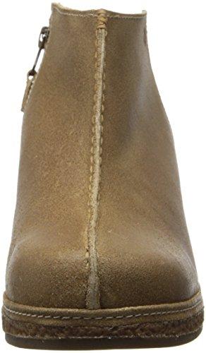 Humu OluKai Women's Khaki Tapa Wedge Boots 8ZOdqwZ
