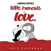 Catana Comics Little Moments of Love 2019 Wall Calendar