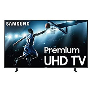 "Samsung UN49RU8000 49"" (3840 x 2160) Smart 4K Ultra High Definition TV (2019) - (Renewed)"